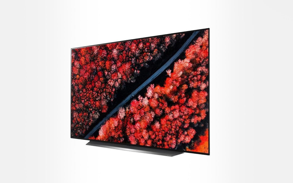 TV OLED LG 55C9