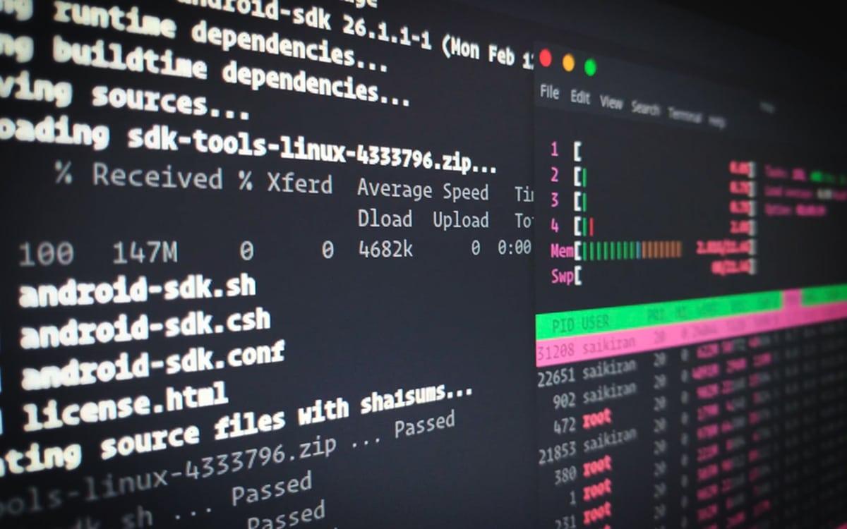 Noyau Linux Android