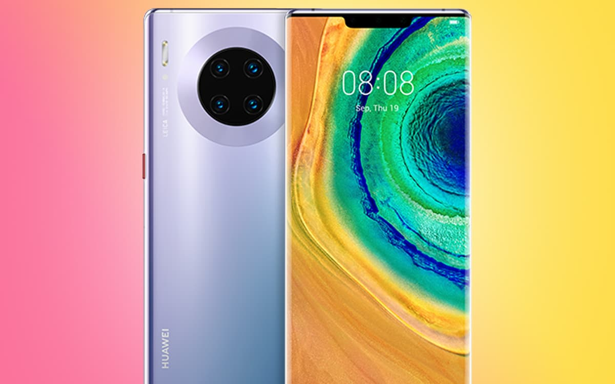 Huawei Mate 40 4 variantes 5G