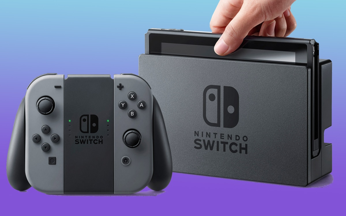 nintendo switch mise jour firmware 1010