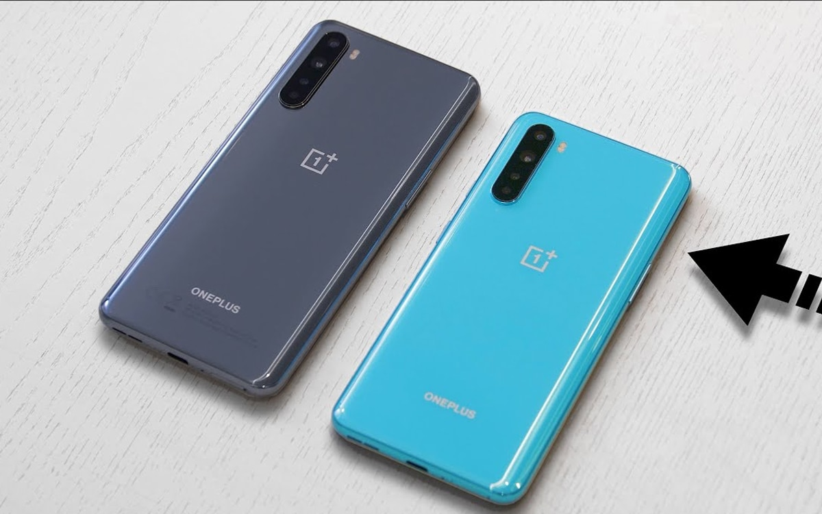 oneplus nord design complet