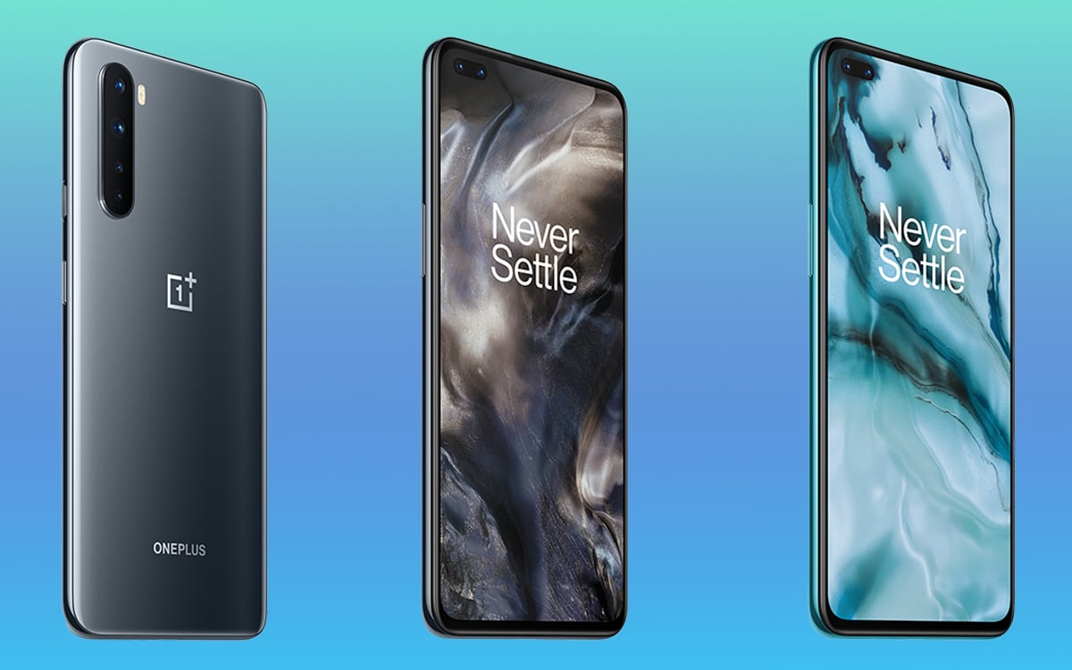 Oneplus Nord officiel