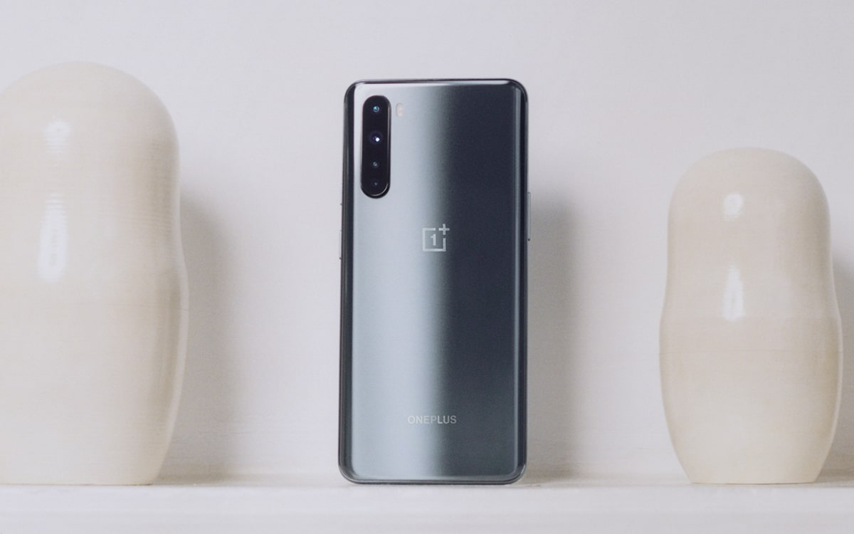 oneplus nord mise jour oxygen os améliore photo