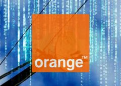 orange satellite