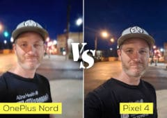 phandroid comparatif oneplus nord pixel4