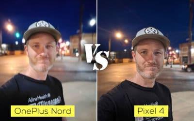 comparatif photo pixel 4 oneplus nord