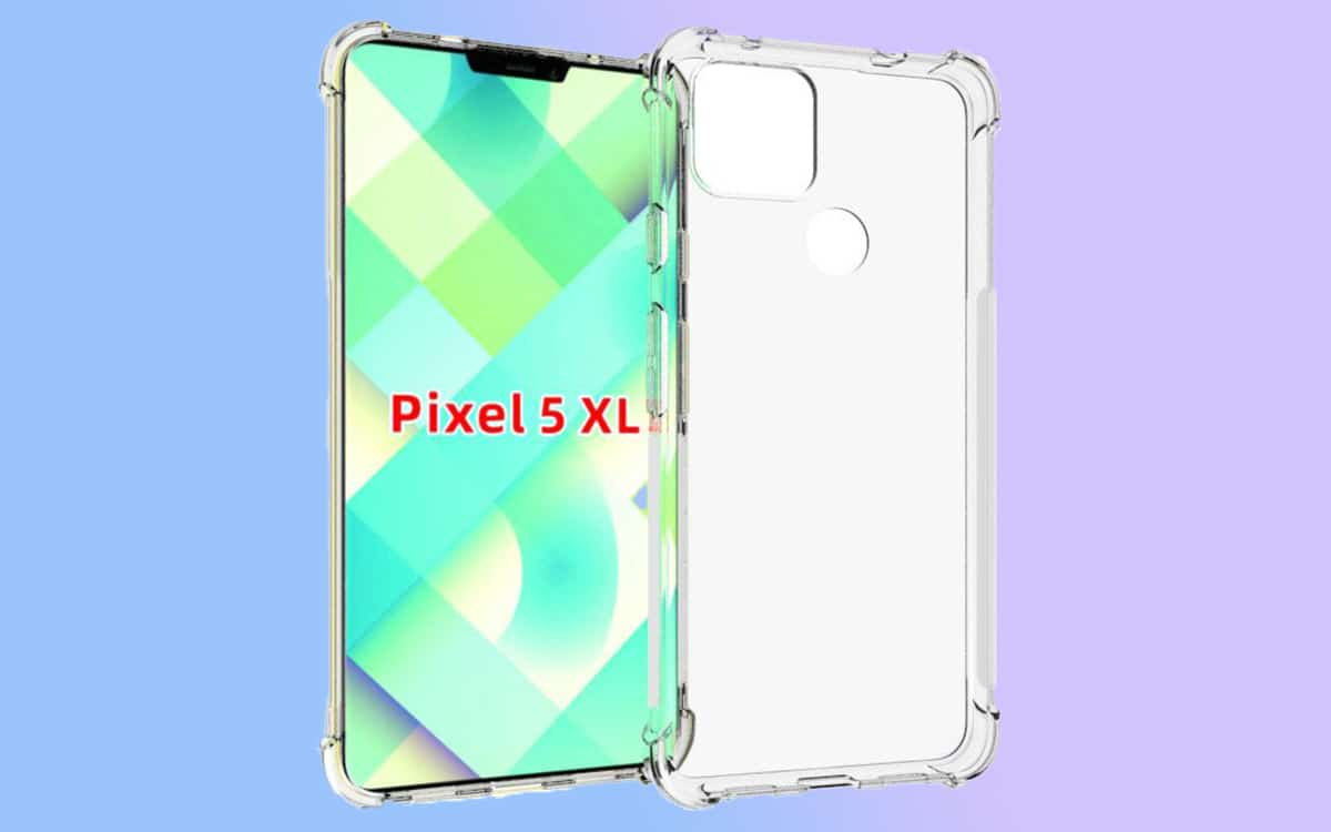 pixel 5 xl design