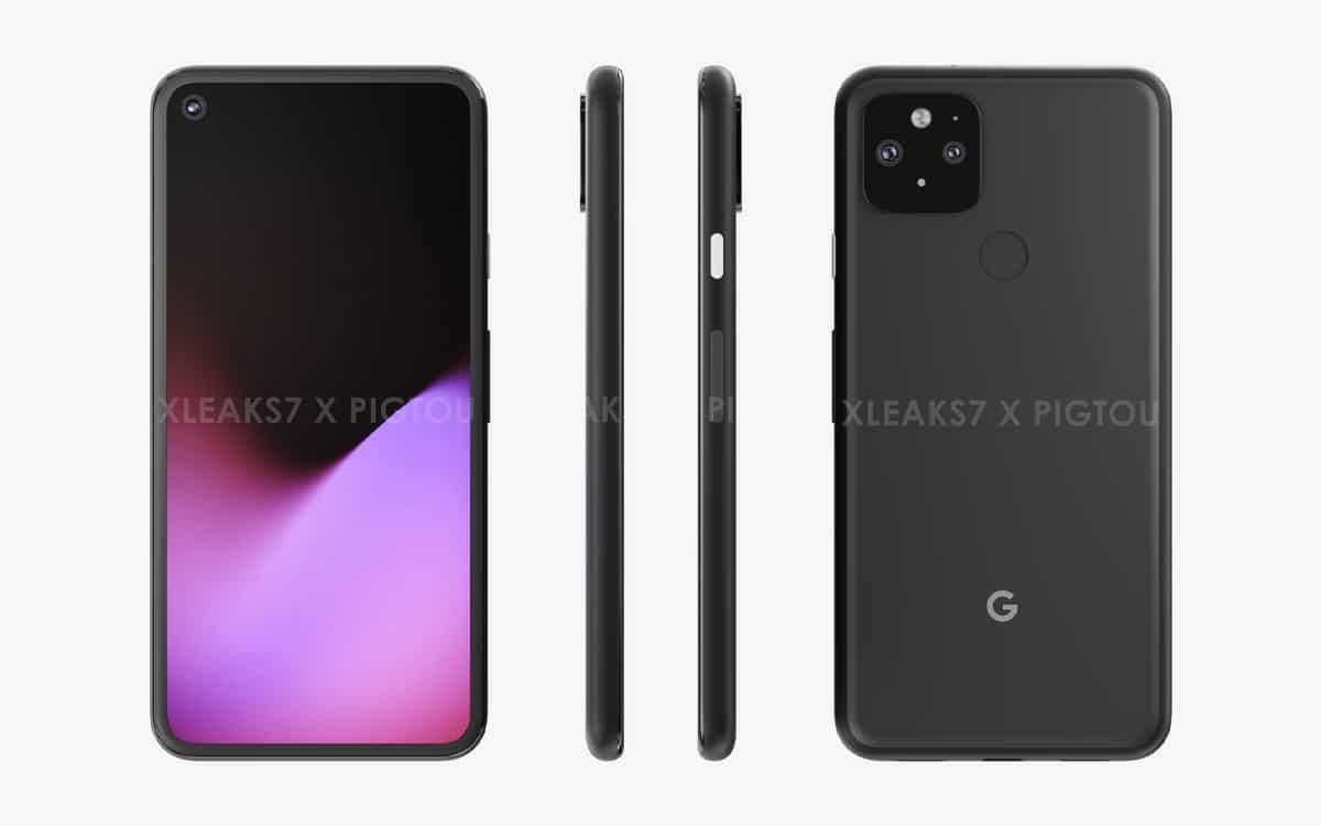 Pixel 4a 5G : Google révèle sans le vouloir l'existence d ...