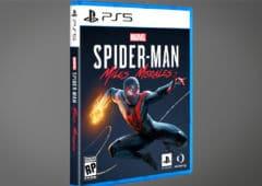 ps5 spider man design