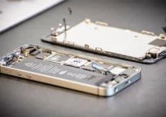 reparer smartphone