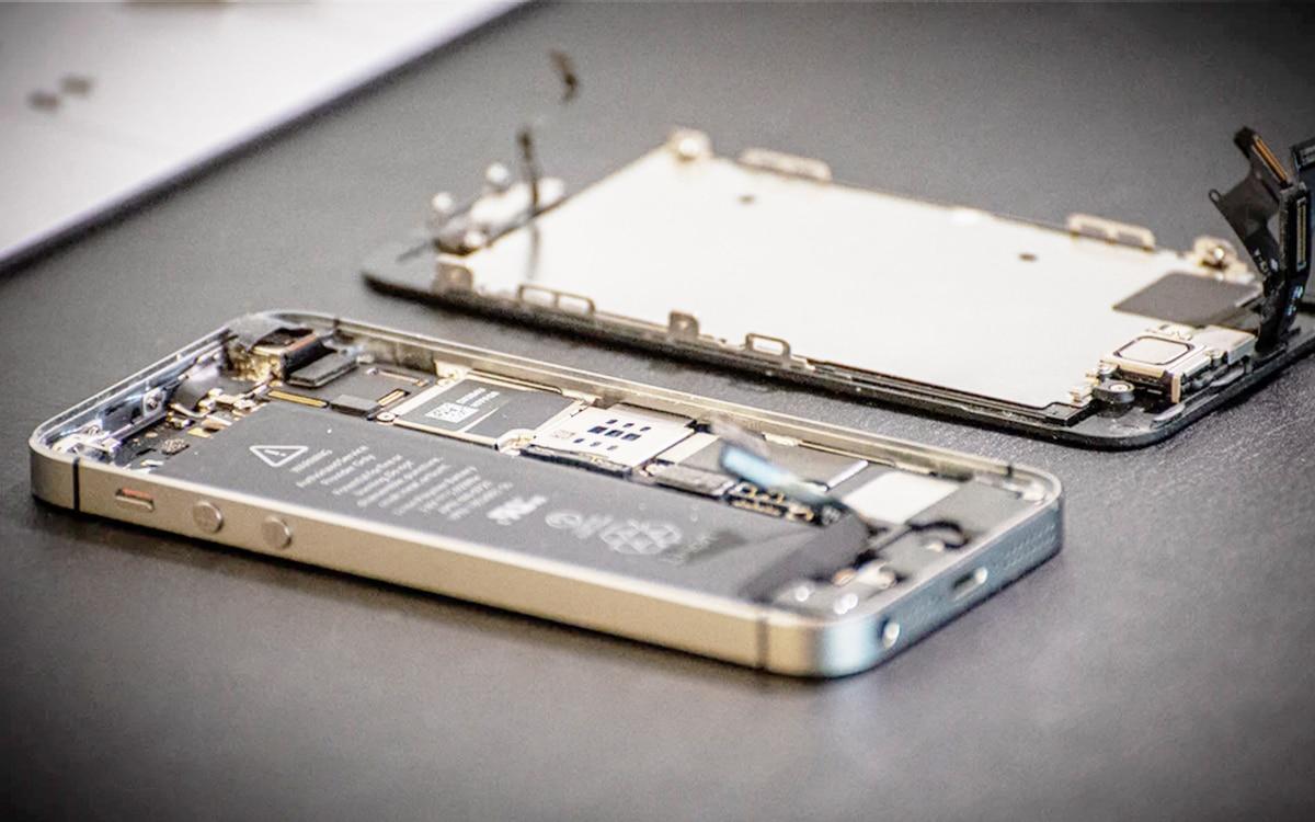 Réparation iPhone SE 2016