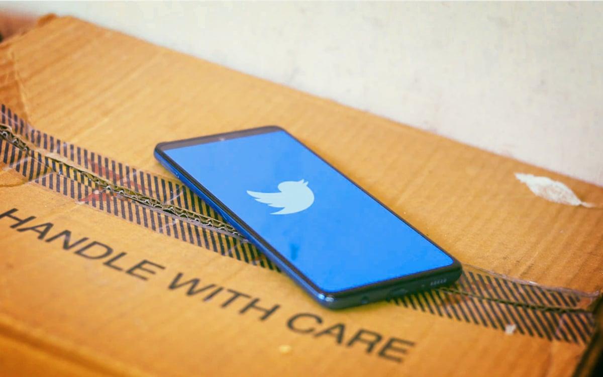 Twitter Réseaux sociaux