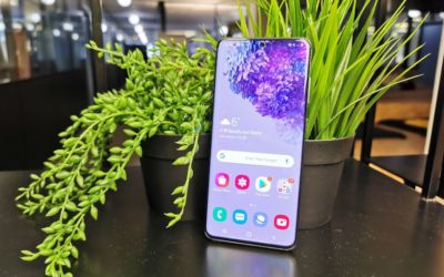Le Samsung Galaxy S20