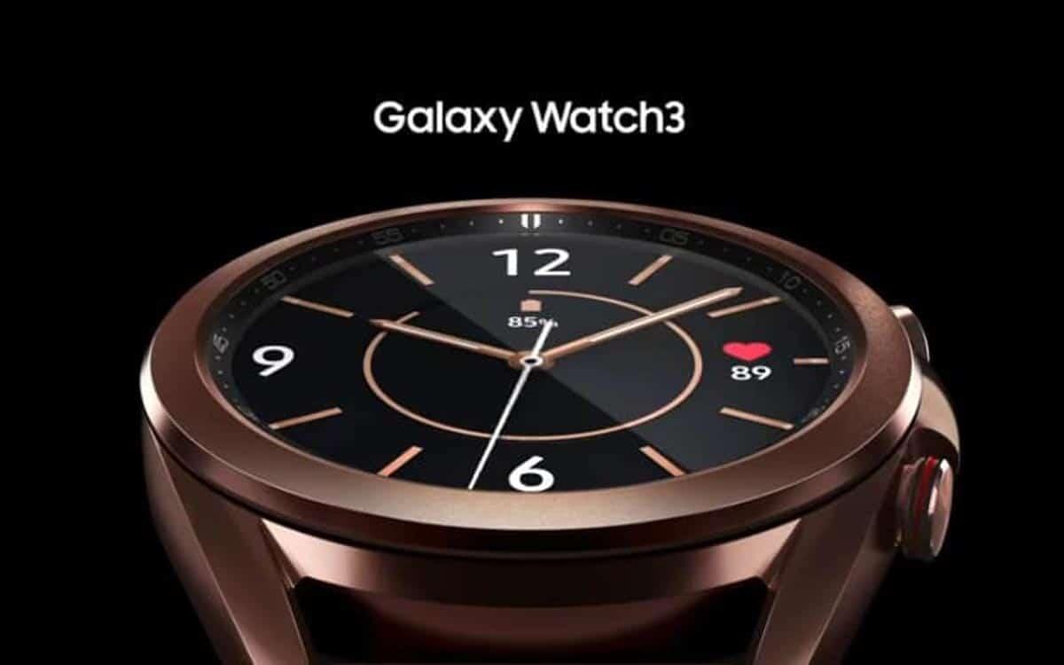Image Samsung Galaxy Watch 3