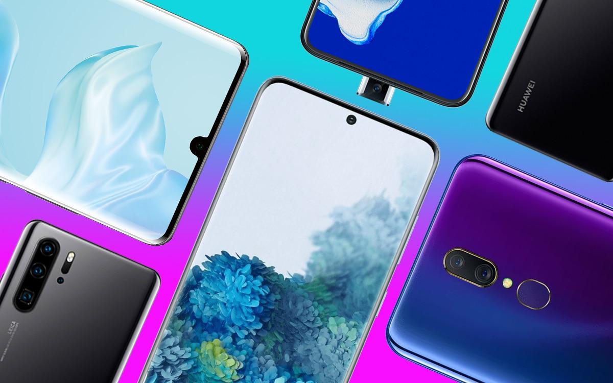 Soldes ete 2020 top offres smartphones et forfait mobiles