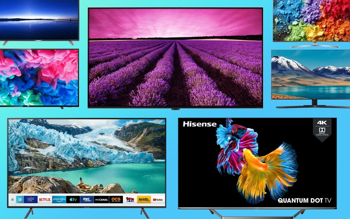 Soldes hiver 2021 : le top des offres sur les TV 4K