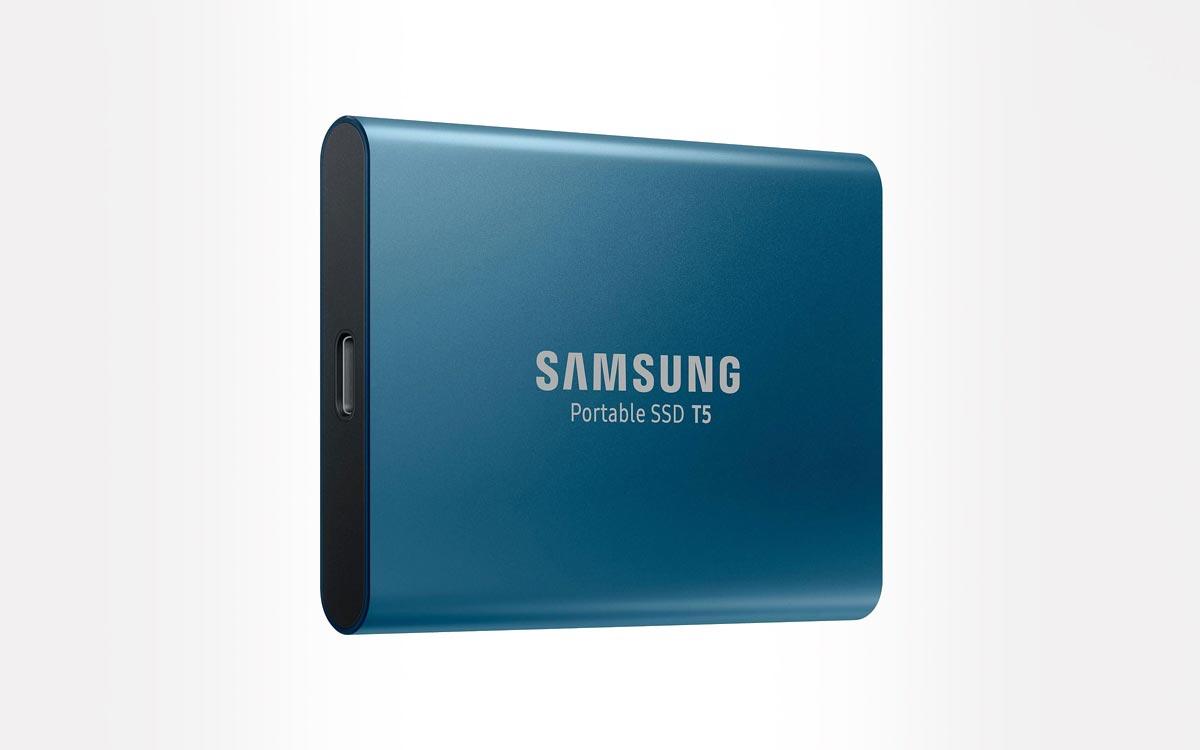 SSD portable Samsung T5