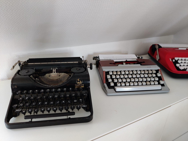 test one plus nord photo machines à écrire