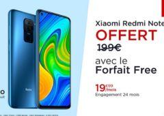 vente privee free mobile juillet 2020