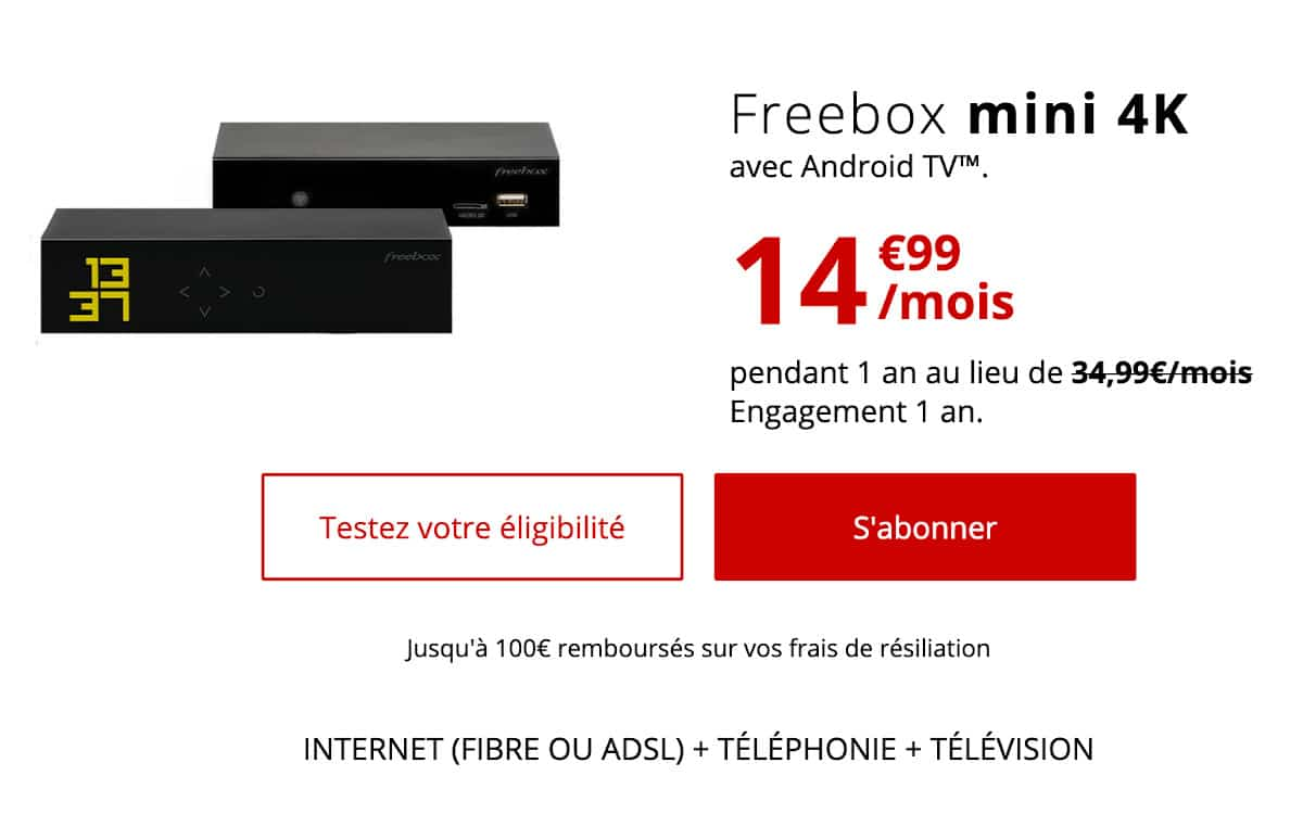versus freebox pop mini 4k 2