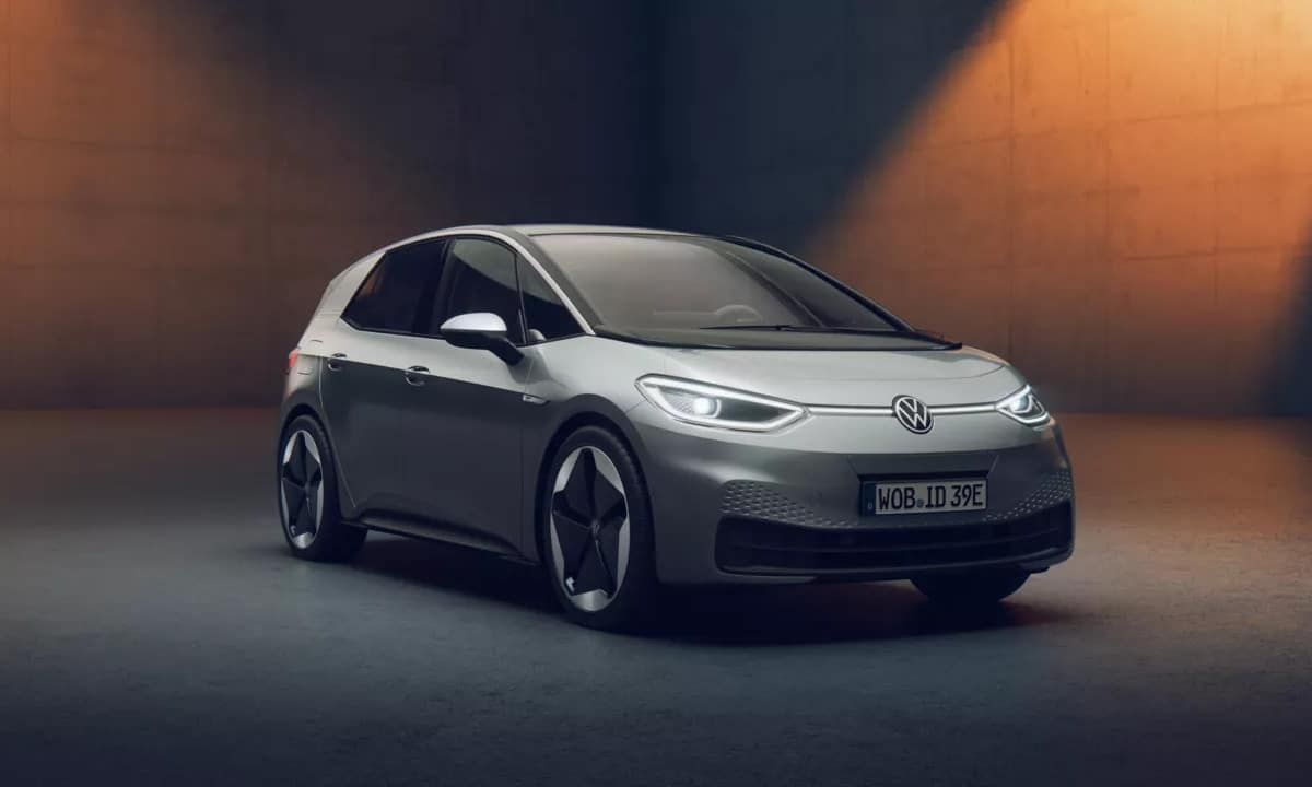 volkswagen id3 version r