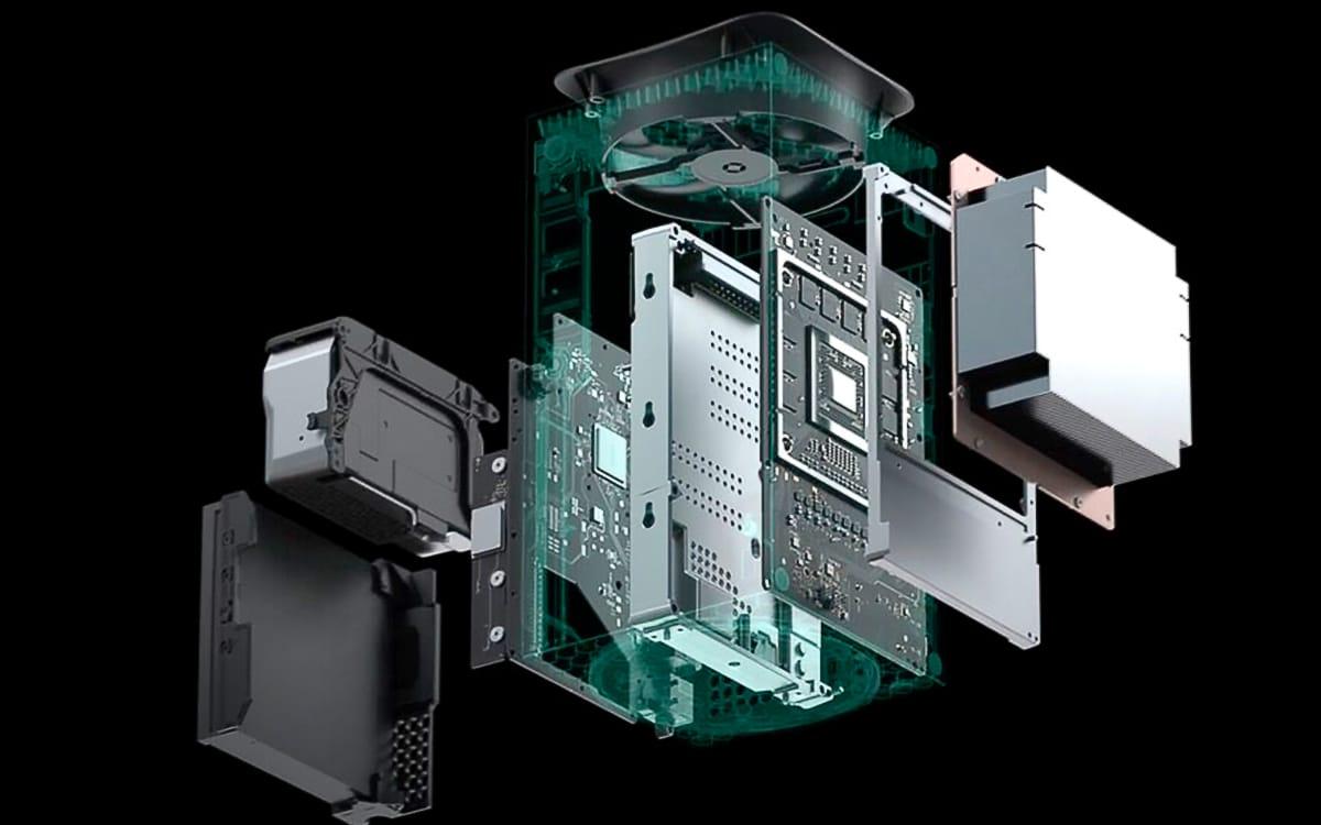 Xbox Series X démontage