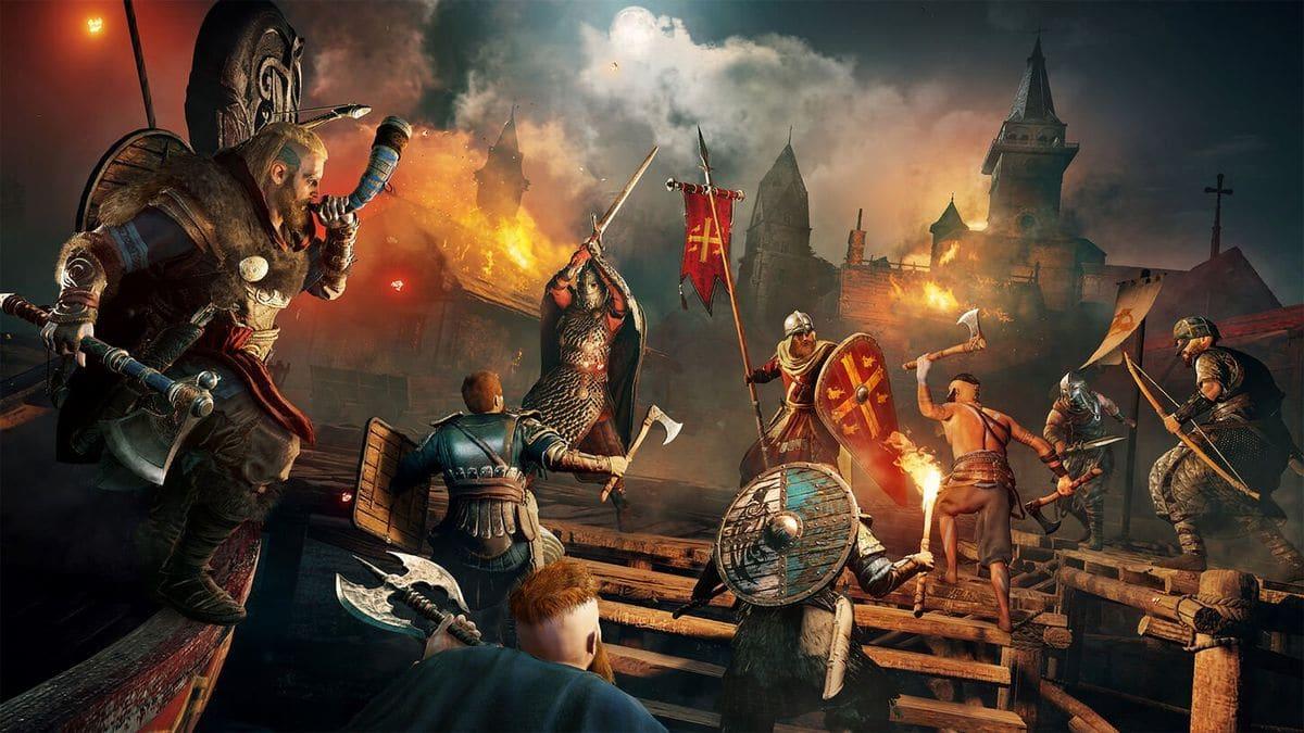 Combat Assassin's Creed