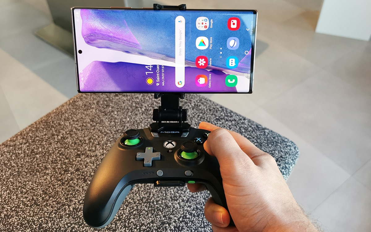 Galaxy Note 20 + Manette