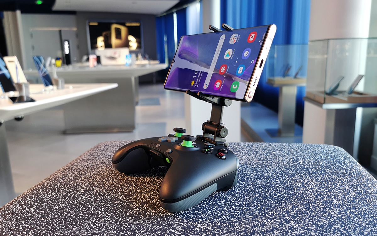 Galaxy Note 20 Ultra 5G Manette Moga