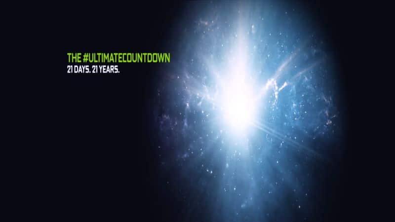 nvidia ultimatecountdown