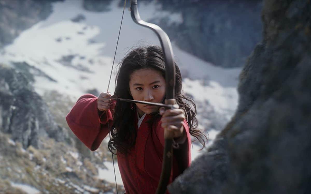Le film Mulan