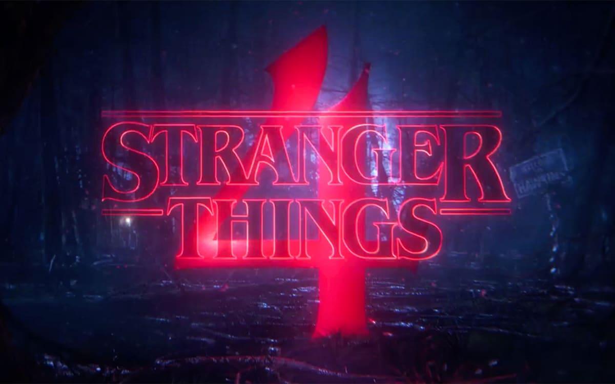 Stranger Things Saison 4