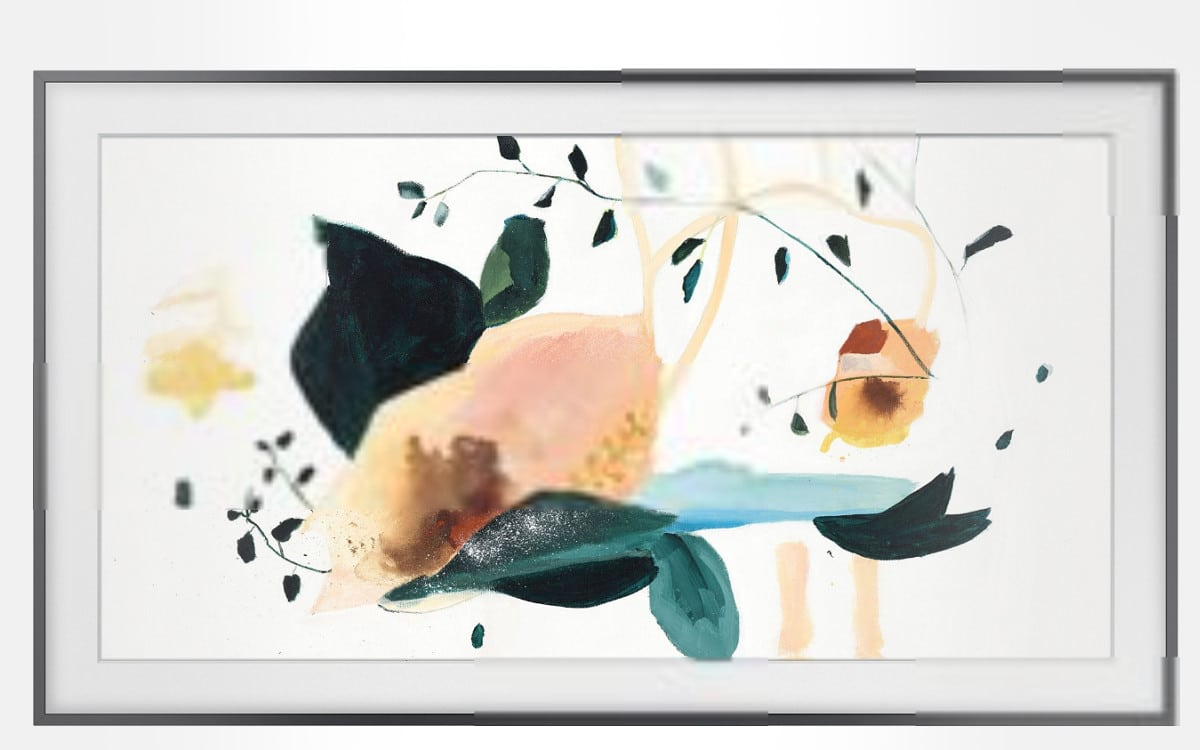 TV QLED Samsung The Frame QE55LS03T