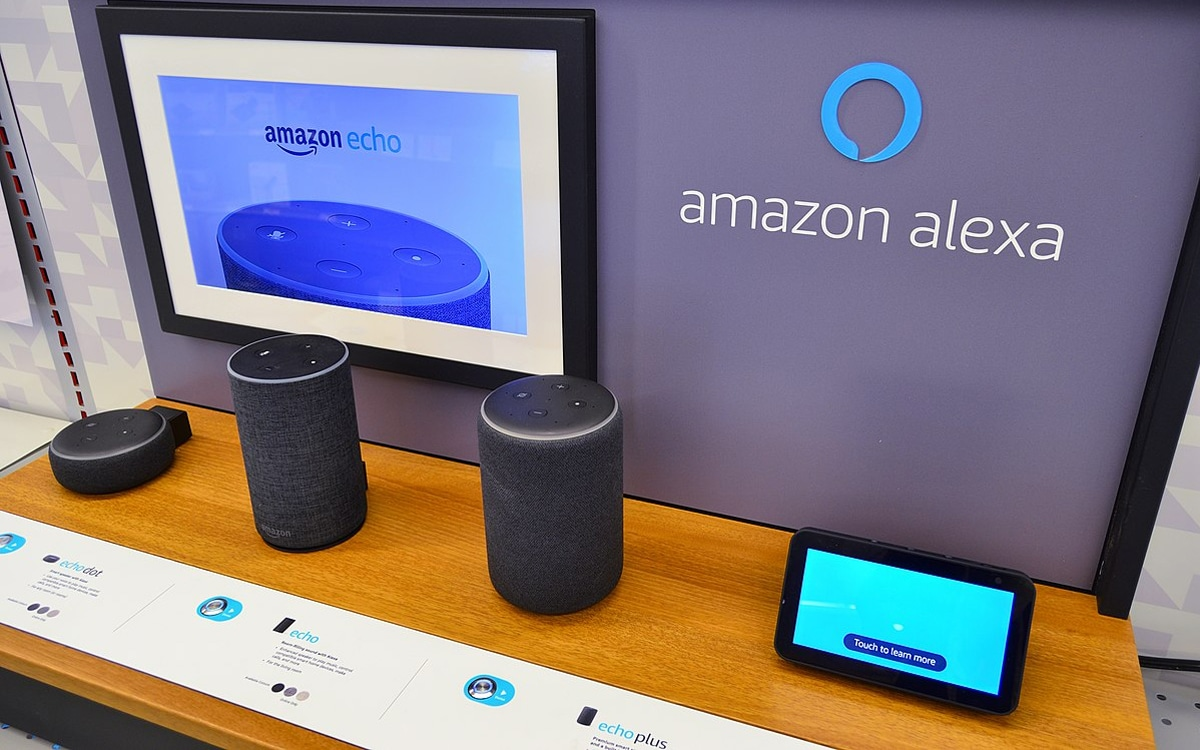Amazon Alexa : une faille critique permet d'accéder à vos données personnelles