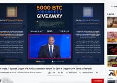 arnaque bitcoin elon musk