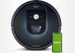 aspirateur robot iRobot Roomba 981