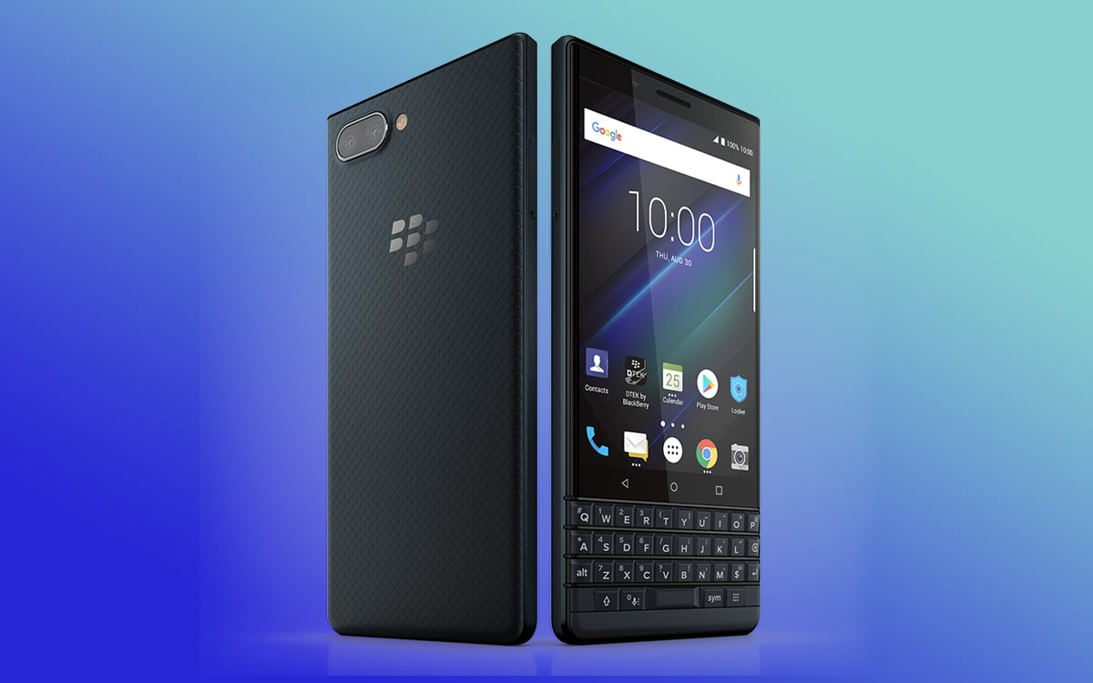 blackberry pas mort smartphone 5g