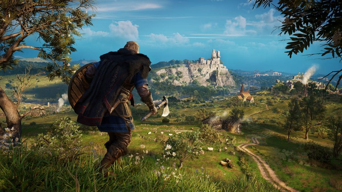 Screenshot d'Assassin's Creed Valhalla