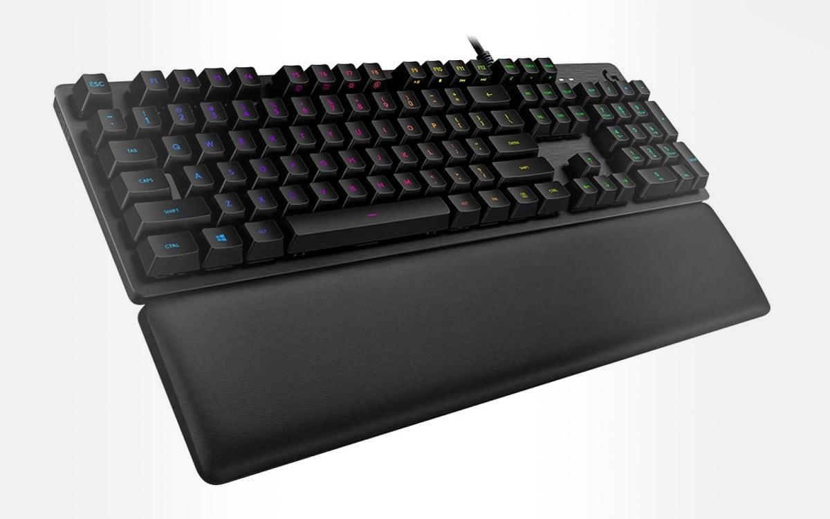 clavier mécanique Logitech G513