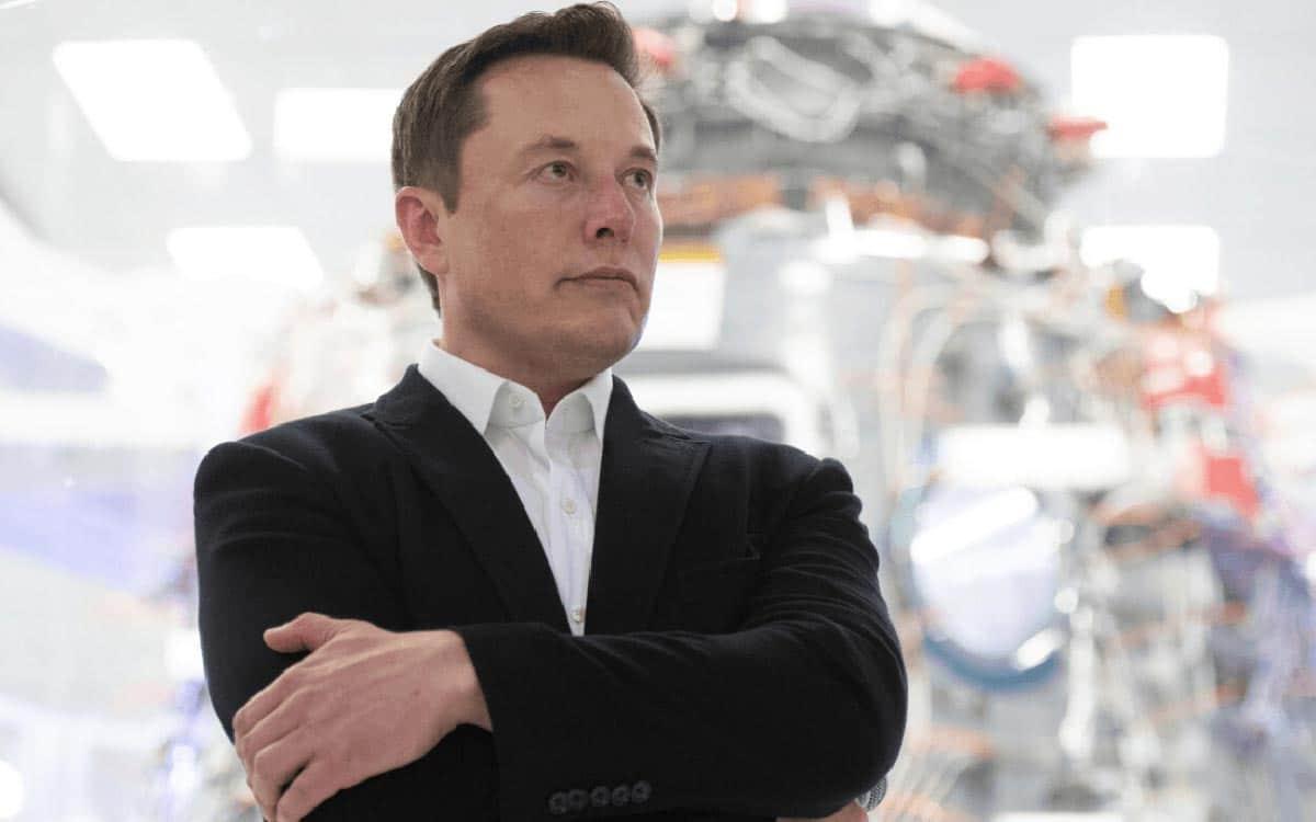 Elon Musk : Tesla