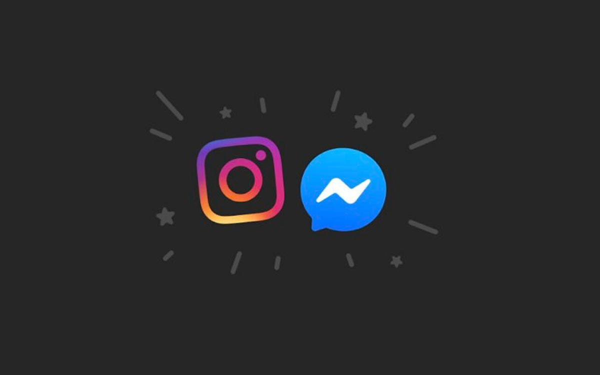 Facebook Messenger fusionne avec Instagram Direct