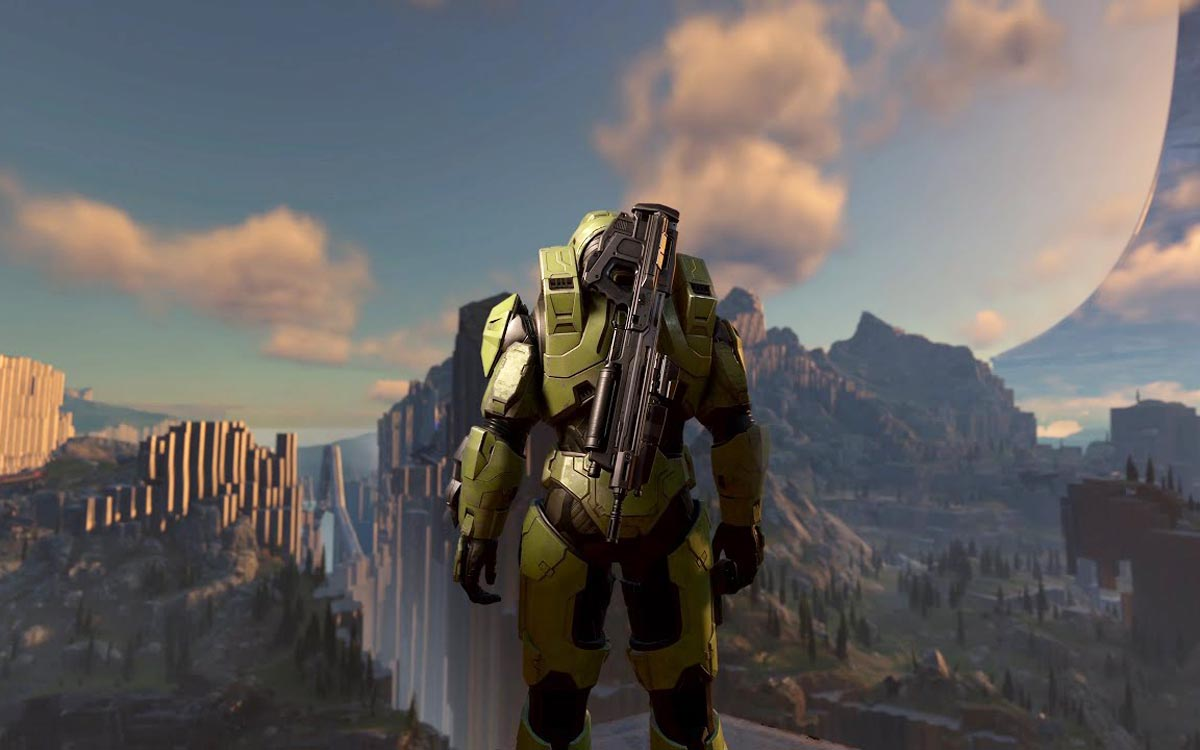 Halo Infinite : Xbox Series X