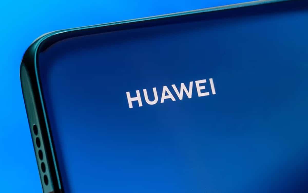 huawei selfie sous écran capteur photo