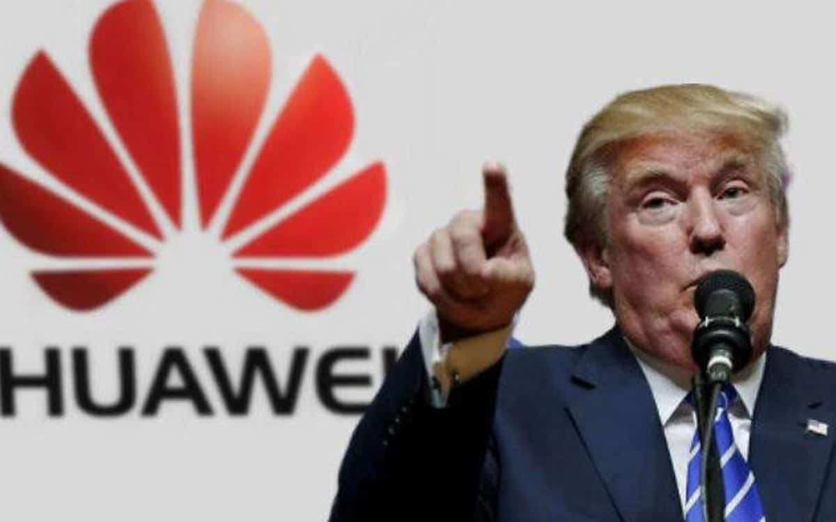 Huawei vs Trump