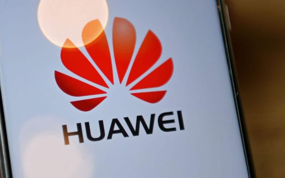 huawei ventes smartphones effondrer