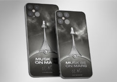 iphone 12 caviar edition spacex