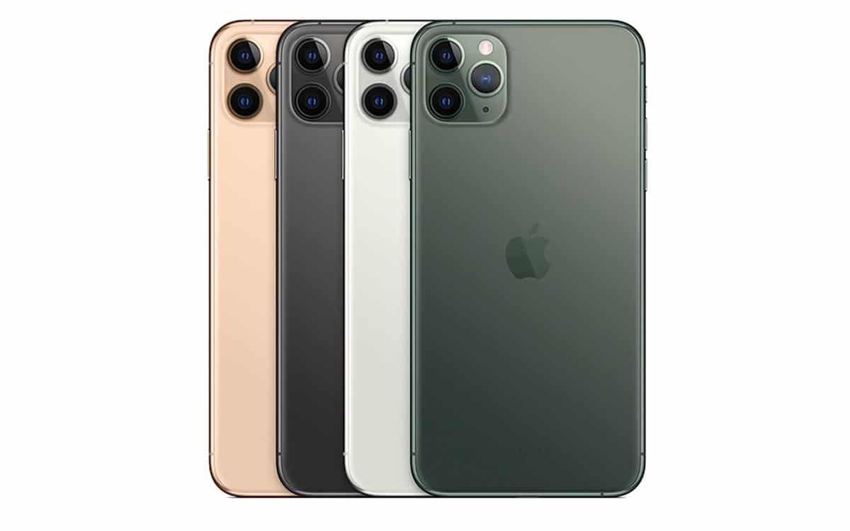 L'iPhone 11 Pro Max