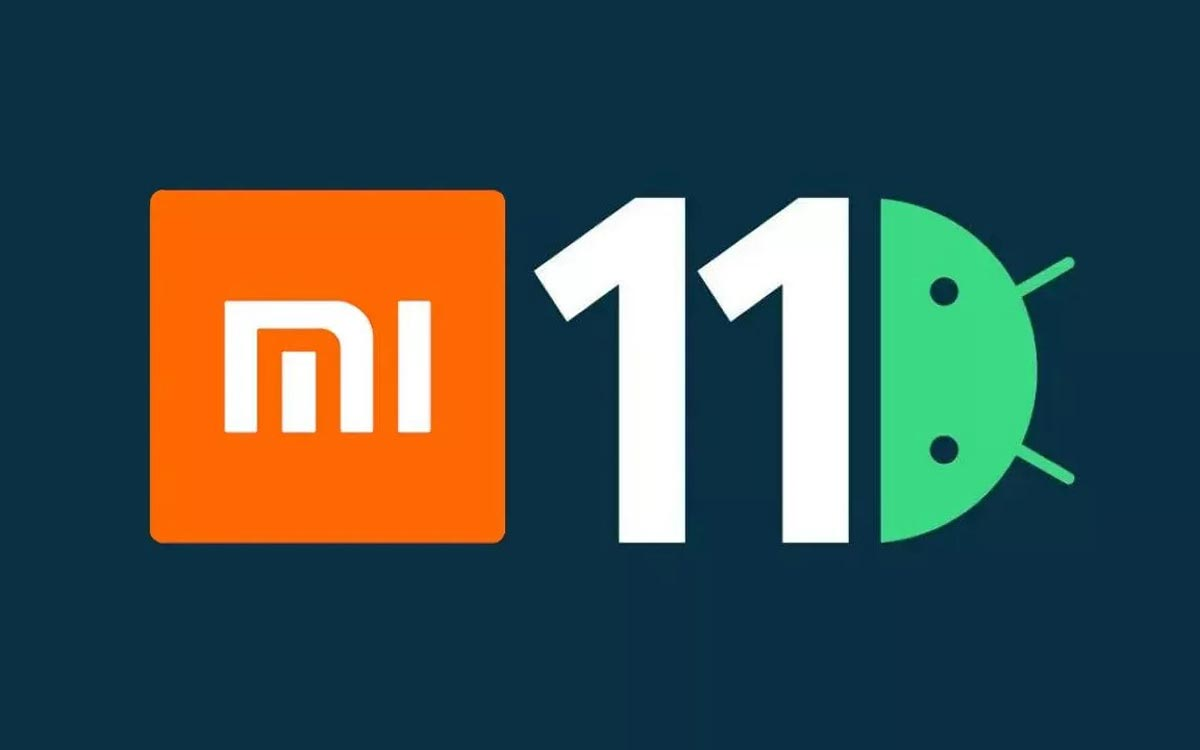 MIUI 12 sous Android 11