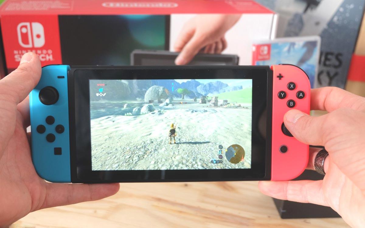 Nintendo Switch : une version Pro sortirait en 2021