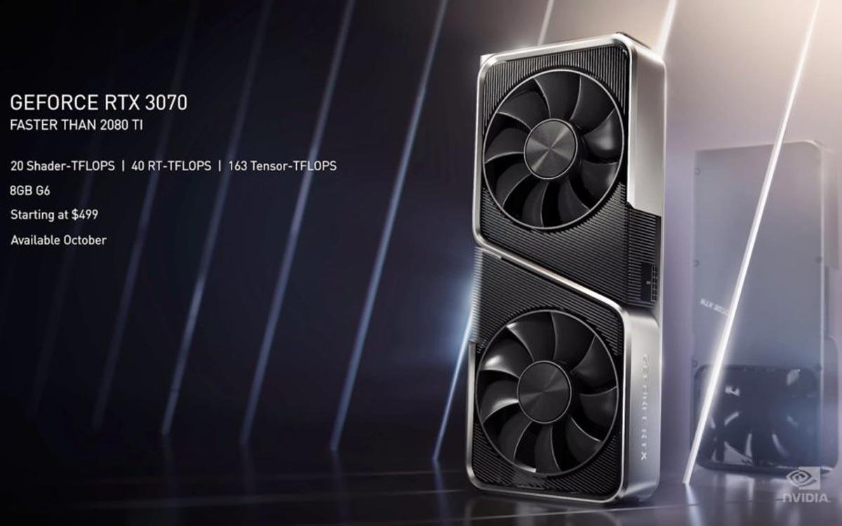 Nvidia RTX 3070